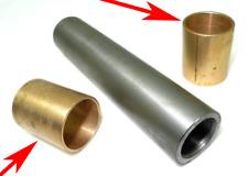Pair Top Bronze Mainspring Bushings - Cletrac HG, Oliver OC-3 OC-4 Crawler/Dozer