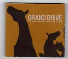 (IA668) Grand Drive, The Lights In This Town Are Too Many To Count - 2004 CD