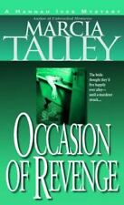 Occasion of Revenge (Hannah Ives Mystery Series, Book 3) Talley, Marcia Mass Ma
