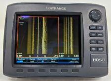 Lowrance HDS 8 Gen 2 Insight USA - Fishfinder - GPS - Radar - Head Unit