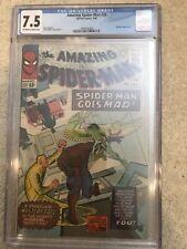 Amazing Spider-Man #24 - Marvel 1965 CGC 7.5 Mysterio Appearance.