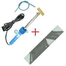 For SAAB 9-3 & 9-5 SID1 LCD Pixel Repair Ribbon Cable & T-Iron Soldering Tool ET