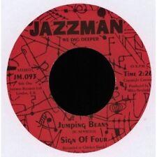 "Sign Of Four - Jumping Beans / Four Samba Electronico 7"" NEW Jazzman  JM.093"