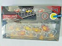 Disney Pixar Cars String Lights NEW In BOX