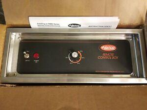 New In Box Hatco RMB2-2R Remote Control Box Enclosure