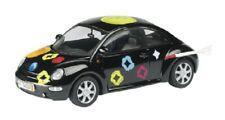 """Schuco 1:43 450454100 VW New Beetle """"DIe Ludolfs"""" NEU OVP"""