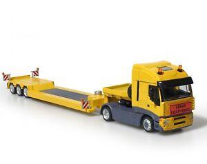 NEUF HACHETTE Camion MAN de dépannage « Convoi Exceptionnel »1/72 in blister box