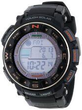Casio Men's Protrek Tough Solar Triple Sensor Atomic Digital Watch PRW2500R-1