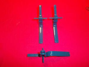 NEW BBT THROTTLE TRIGGER FITS JOHN DEERE TRIMMERS UP04134 04134 14452-3JD  3 PK