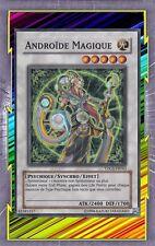Androïde Magique TDGS-FR043 Lumière Psychique Synchro Effet Niveau 5