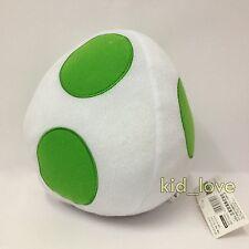 """New Super Mario Bros. U Plush Yoshi Egg Soft Toy Doll Stuffed Animal Teddy 7.5"""""""