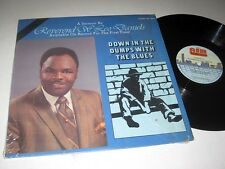 REV. W. LEO DANIELS Down In The Dumps With The Blues AIR Shrink VG+++