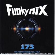 Funkymix 173 CD Ultimix Records Rich Gang,French Montana,Yo Gotti,J Cole,Rocko