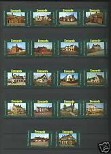 Série étiquettes Allumettes Grande Bretagne Pub Anglais