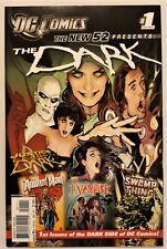 DC Comics Presents New 52 The Dark #1 reprints Justice League Dark #1 $1 start!