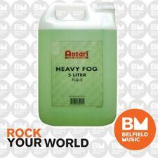 Antari 5L Heavy Fog Fluid 5 Litre Liquid FLG5 For Smoke Machine 5ltr - Brand New