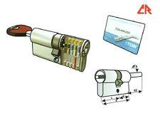 CILINDRO SICUREZZA CR TITAN-K66 PER POMOLO PUNZONATO ANTI-BUMPING mm.92 / 31-61