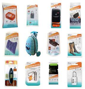 Travel Accessories Padlocks Cushions Bags TSA Approved Gone Travelling BoyzToys