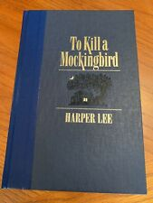 To Kill A Mockingbird by Harper Lee 1993 Readers Digest Edition