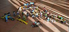 Playmobil Konvolut Sammlung 28 Playmobilfiguren / Figuren mit viel Zubehör