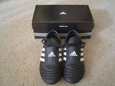 Adidas Taekwondo Shoes Martial Arts Karate Size 9 Black Used only Once
