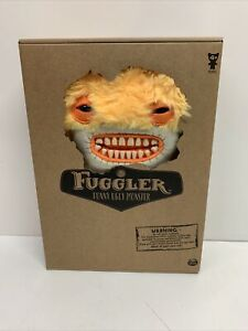 Spin Master Fuggler Awkward Bear Orange/Yellow NIB