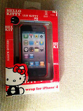Hello Kitty Wrap for iPhone 4