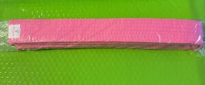 New Taekwondo Karate Martial Arts Size 4, Pink Belt