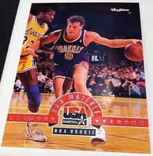 DAN MAJERLE 1994 Skybox USA RARE Promo ROOKIE #No Number SSP Scarce EBAY 1/1