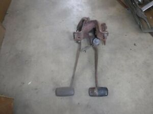 1955,56 Chevrolet Car Clutch Pedal Assembly Used OEM