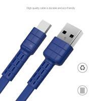 REMAX données de Charge rapide 2. 1 a Type C/Micro USB câble pour téléphone