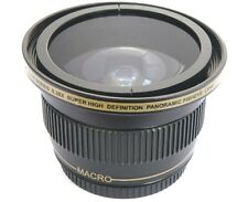 Ultra Super HD Panoramic Fisheye Lens For Panasonic Lumix DMC-GF2C