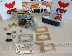 Dodge Colt Plymouth Champ 1.4 1.6 Weber Carb Conversion Kit Mikuni to Weber