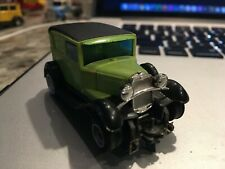 Aurora Afx Tomy Ford Model A Panel Lime Green Slot Car