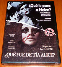 QUE LE PASA A HELEN / QUE FUE DE TIA ALICE - What's the Matter + What Ever Happe