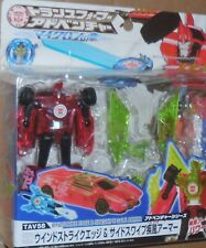 Transformers Robots In Disguise SIDESWIPE incomplete Battle Pack 2015 Rid Tav58
