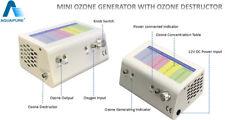 Rectal insufflation ozone prolozone AQUAPURE 10-104 ug/mL MINI Medical Ozone