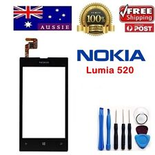 Nokia Lumia 520 Digitizer Glass Touch Screen Replacement Black  Melbourne Stock