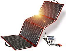 200W 12V panel solar para acampar