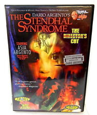 2G DVD THE STENDHAL SYNDROME Dario Asia Argento Director's Cut Horror Film