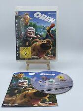 Oben (Sony PlayStation 3, 2009) Mit Anleitung + Top Zustand