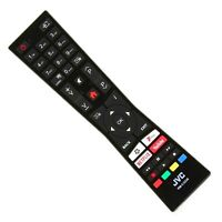 Genuine JVC RM-C3236 RMC3236 Smart 4K LED TV Remote with Youtube Netflix & Fplay