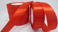 """NEW Gift Wrapping wedding festival Party 5yards 1""""25mm Craft Satin Ribbon AR"""