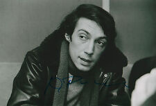 Andre Techine director signed 8x12 inch photo autograph