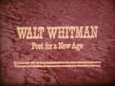 Walt Whitman: Poet For A New Age 1971 16mm short Jack Nicholson Raymond Massey