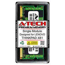 2GB PC2-5300 DDR2 667 MHz Memory RAM for LENOVO THINKPAD X61