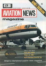 AVIATION NEWS V18 N1 AERO L-29_MONARCH AIRLINES_CS-2F CAMO_HARRIER GR.5_No.233 O