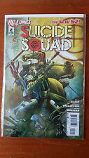 Suicide squad 2 new 52 VF+/NM
