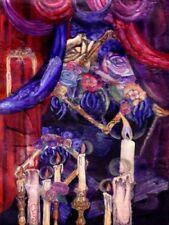 Fabric Art Decorative Posters & Prints