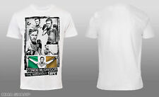 UFC Men's Conor McGregor Image Collage Tee Shirt White X-large
